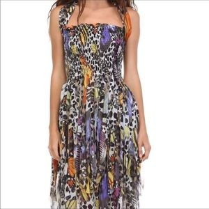 NWOT TOV Los Angeles Butterfly Gown